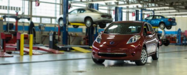 Eletromos és hibrid autó szervíz
