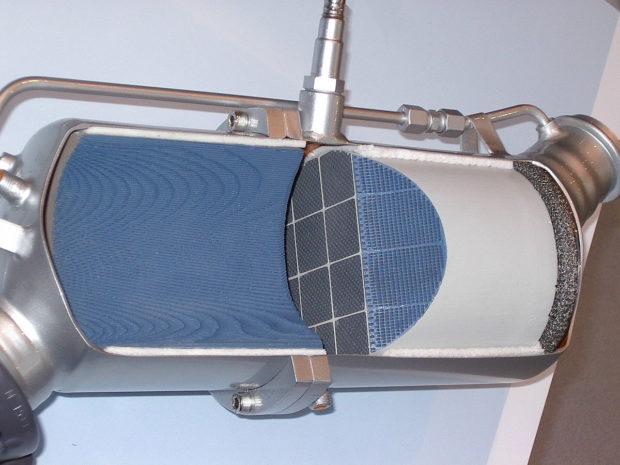 részecskeszűrő-tisztítás-DPF