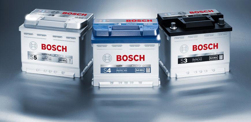 Bosch akkumulátorok